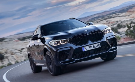 2020 BMW X6 M Competition Wallpapers HD
