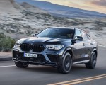 2020 BMW X6 M Competition Front Three-Quarter Wallpapers 150x120 (6)