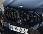 2020 BMW X6 M Competition Grill Wallpapers 150x120 (41)