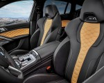 2020 BMW X6 M Competition Interior Front Seats Wallpapers 150x120 (49)