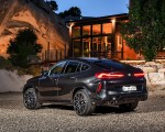 2020 BMW X6 M Competition Rear Three-Quarter Wallpapers 150x120 (38)