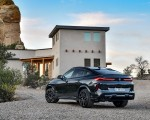 2020 BMW X6 M Competition Rear Three-Quarter Wallpapers 150x120 (29)