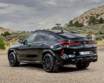 2020 BMW X6 M Competition Rear Three-Quarter Wallpapers 150x120 (30)