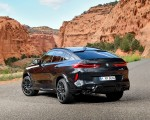 2020 BMW X6 M Competition Rear Three-Quarter Wallpapers 150x120 (32)