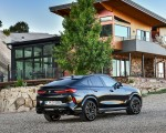 2020 BMW X6 M Competition Rear Three-Quarter Wallpapers 150x120 (33)
