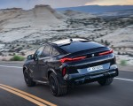 2020 BMW X6 M Competition Rear Three-Quarter Wallpapers 150x120 (11)