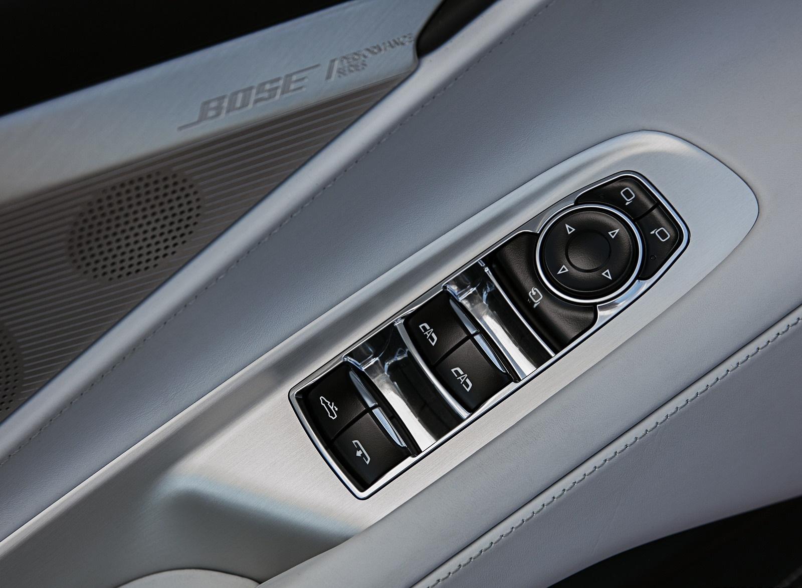 2020 Chevrolet Corvette Stingray Convertible Interior Detail Wallpapers (15)