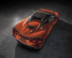 2020 Chevrolet Corvette Stingray Convertible Rear Three-Quarter Wallpapers 150x120 (13)