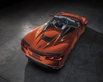 2020 Chevrolet Corvette Stingray Convertible Rear Three-Quarter Wallpapers 150x120 (14)