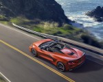 2020 Chevrolet Corvette Stingray Convertible Rear Three-Quarter Wallpapers 150x120 (3)