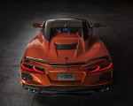 2020 Chevrolet Corvette Stingray Convertible Rear Wallpapers 150x120 (11)
