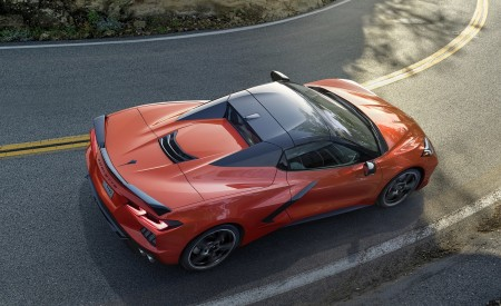 2020 Chevrolet Corvette Stingray Convertible Wallpapers & HD Images