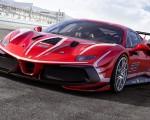 2020 Ferrari 488 Challenge Evo Front Three-Quarter Wallpapers 150x120 (2)