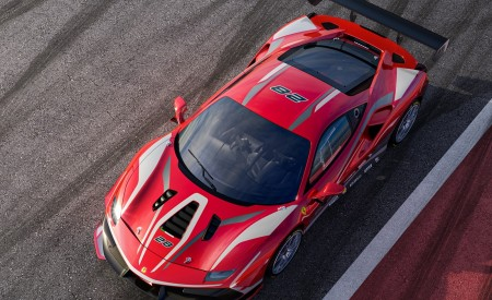 2020 Ferrari 488 Challenge Evo Wallpapers HD
