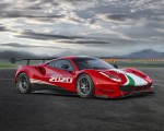 2020 Ferrari 488 GT3 EVO Front Three-Quarter Wallpapers 150x120 (5)