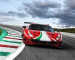 2020 Ferrari 488 GT3 EVO Front Wallpapers 150x120 (1)
