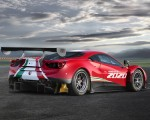 2020 Ferrari 488 GT3 EVO Rear Three-Quarter Wallpapers 150x120 (6)