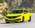 2020 Honda Civic Coupe Sport Front Three-Quarter Wallpapers 150x120 (1)