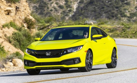 2020 Honda Civic Coupe Wallpapers HD