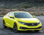 2020 Honda Civic Coupe Sport Front Three-Quarter Wallpapers 150x120 (18)