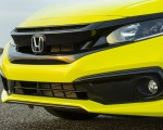 2020 Honda Civic Coupe Sport Grill Wallpapers 150x120 (44)