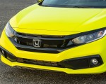 2020 Honda Civic Coupe Sport Grill Wallpapers 150x120 (45)