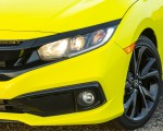 2020 Honda Civic Coupe Sport Headlight Wallpapers 150x120 (43)