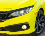 2020 Honda Civic Coupe Sport Headlight Wallpapers 150x120 (42)