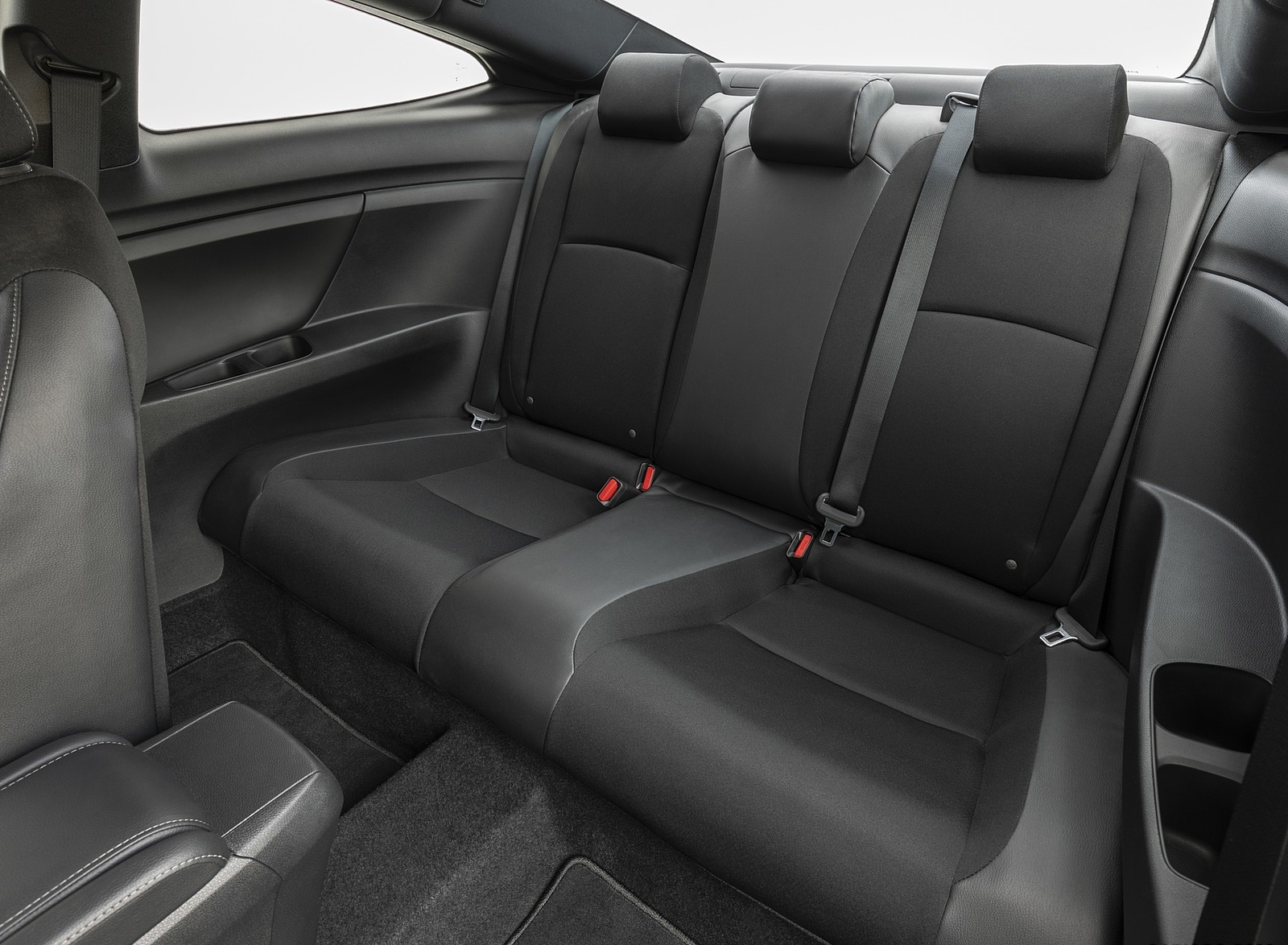 2020 Honda Civic Coupe Sport Interior Rear Seats Wallpapers 63 Newcarcars