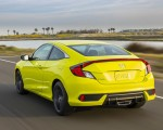 2020 Honda Civic Coupe Sport Rear Three-Quarter Wallpapers 150x120 (10)