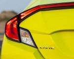 2020 Honda Civic Coupe Sport Tail Light Wallpapers 150x120 (38)