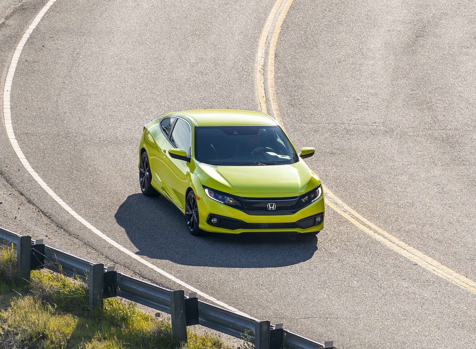 2020 Honda Civic Coupe Sport Top Wallpapers (6)