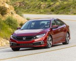 2020 Honda Civic Sedan Touring Front Three-Quarter Wallpapers 150x120 (7)