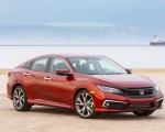 2020 Honda Civic Sedan Touring Front Three-Quarter Wallpapers 150x120 (27)