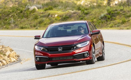 2020 Honda Civic Sedan Wallpapers HD