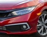 2020 Honda Civic Sedan Touring Headlight Wallpapers 150x120 (40)