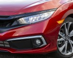2020 Honda Civic Sedan Touring Headlight Wallpapers 150x120 (43)