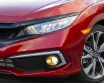 2020 Honda Civic Sedan Touring Headlight Wallpapers 150x120 (42)