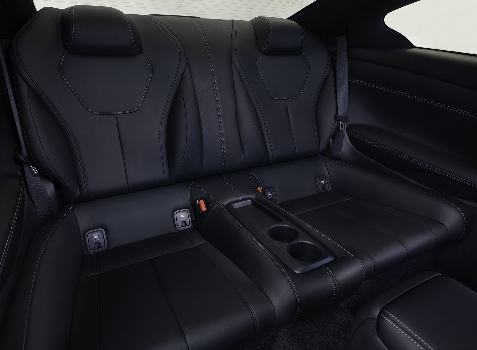 2020 Infiniti Q60 Edition 30 Interior Rear Seats Wallpapers (5)