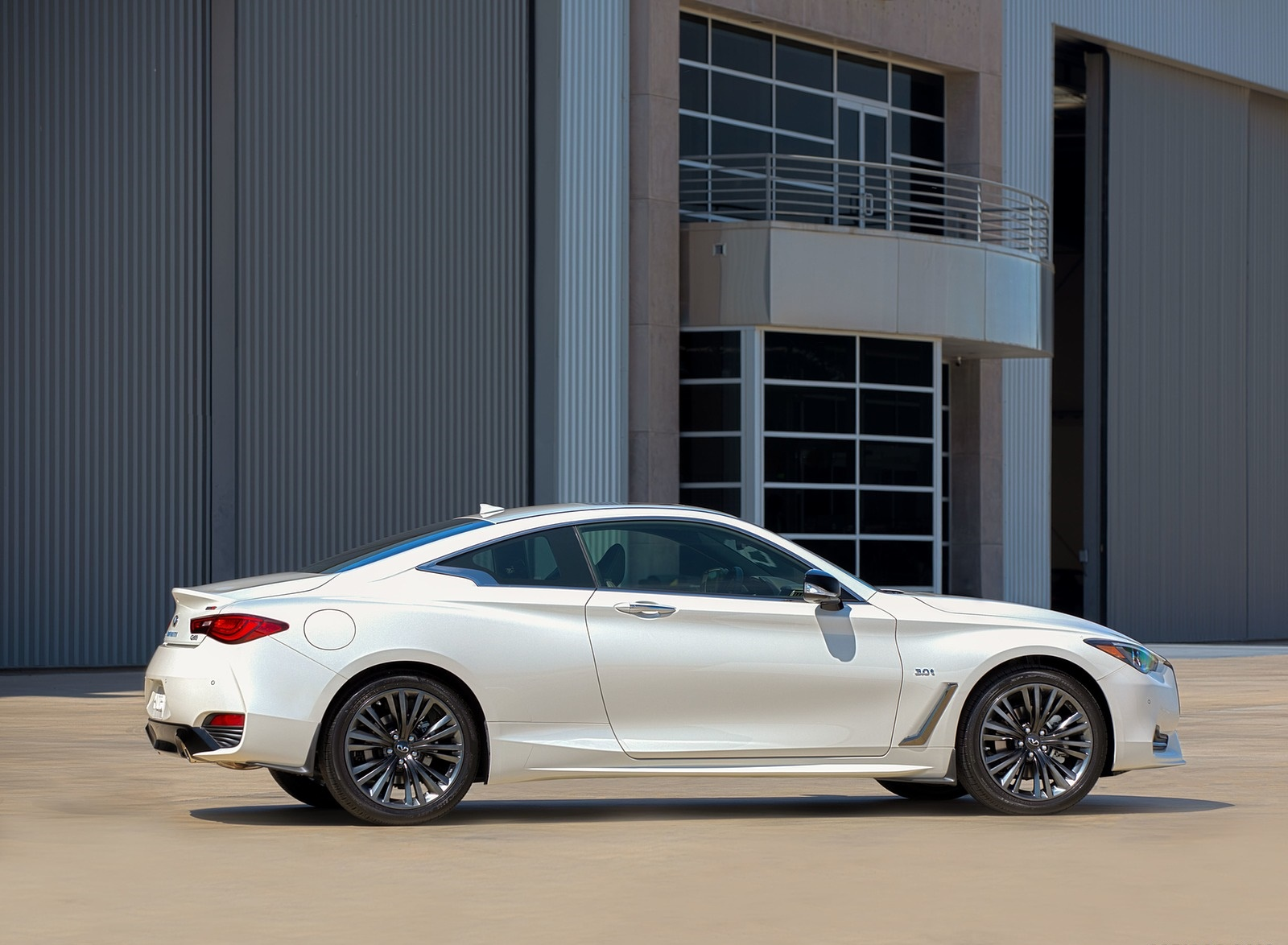 2020 Infiniti Q60 Edition 30 Side Wallpapers (3)
