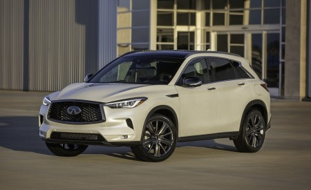 2020 Infiniti QX50 Edition 30 Wallpapers HD
