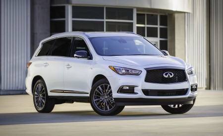 2020 Infiniti QX60 Edition 30 Wallpapers HD