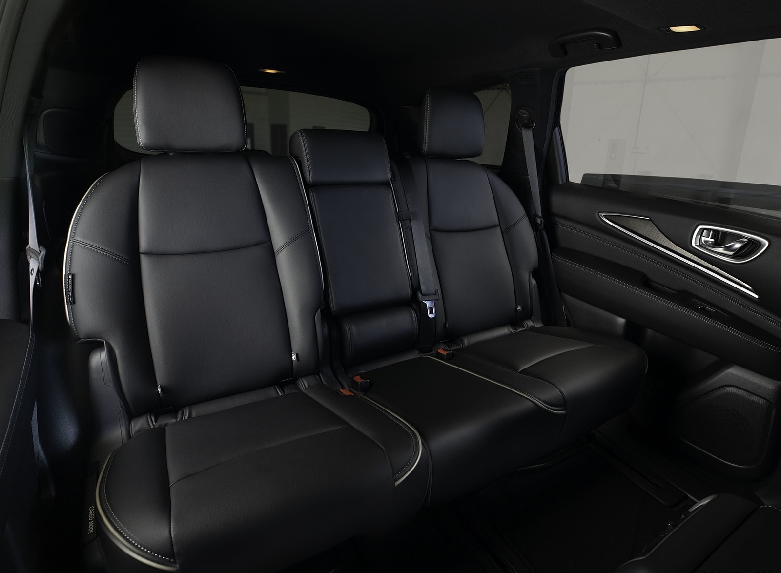 2020 Infiniti QX60 Edition 30 Interior Rear Seats Wallpapers (4)