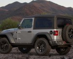2020 Jeep Wrangler Willys Edition Rear Three-Quarter Wallpapers 150x120 (3)
