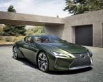 2020 Lexus LC Inspiration Series Front Three-Quarter Wallpapers 150x120 (4)