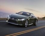 2020 Lexus LC Inspiration Series Front Three-Quarter Wallpapers 150x120 (3)