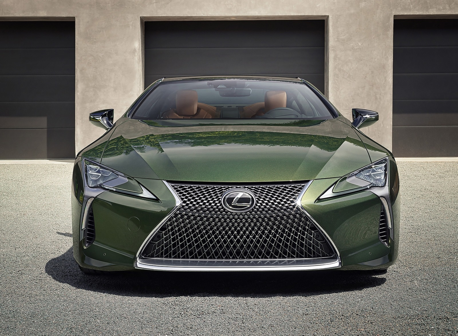 2020 Lexus LC Inspiration Series Front Wallpapers (5)