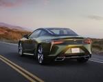 2020 Lexus LC Inspiration Series Rear Three-Quarter Wallpapers 150x120 (2)