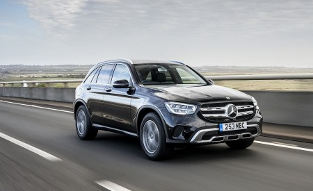 2020 Mercedes-Benz GLC (UK-Spec) Wallpapers HD