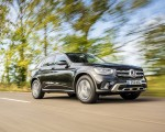 2020 Mercedes-Benz GLC 220d (UK-Spec) Front Three-Quarter Wallpapers 150x120 (5)